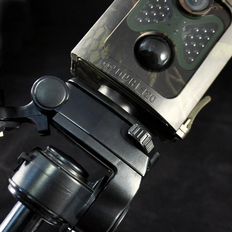 Охотничья фотоловушка на русском языке