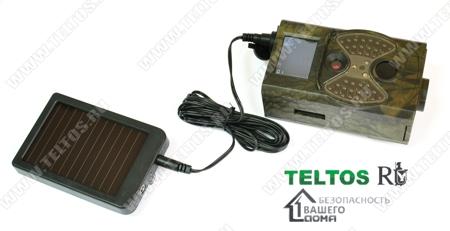 Солнечная батарея для фотоловушки Филин