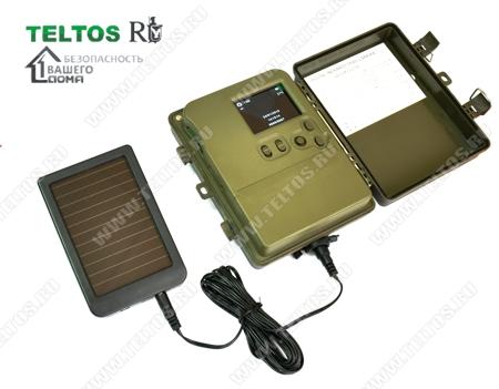 Солнечная батарея для фотоловушки Сокол