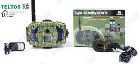Комплектация фотоловушки Scout guard