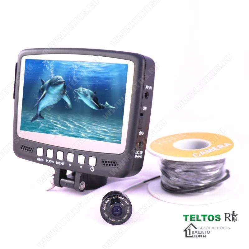 подводная видеокамера для рыбалки fishcam-700