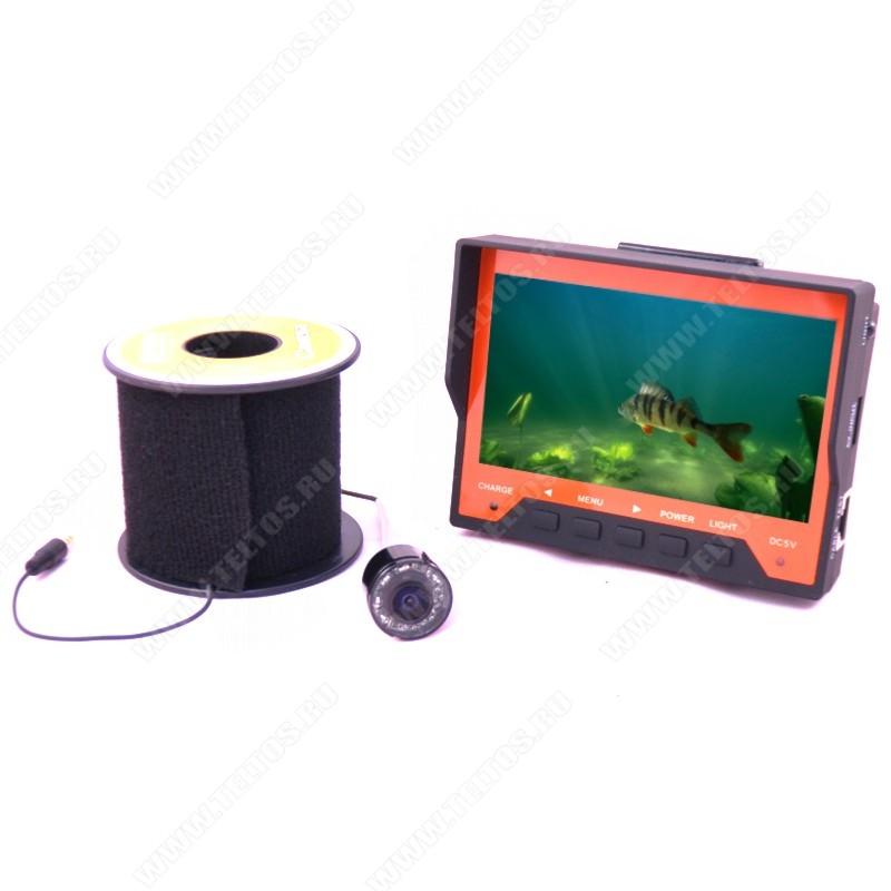 подводная камера для зимней рыбалки