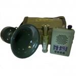 Электронный манок «Егерь-55» новый с динамиком TK9 и духовым манком